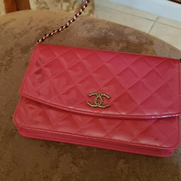 dfbac8727e66 CHANEL Handbags - Chanel hot pink color crossbody bag authentic